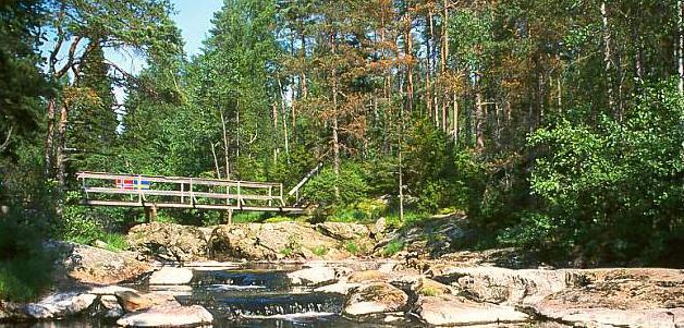 Die Grenzbrücke