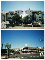 Die grimmigen Häuser von Agadir