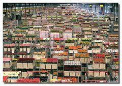 Die größte Blumenbörse der Welt