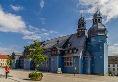 Die größte Holzkirche von Deutschland !