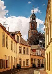 Die Große Kirche in Leer/Landeskirche(Evangelisch)