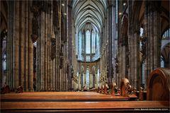die große Kirche zu Köln ....
