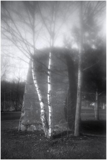 die große maschine - monolith