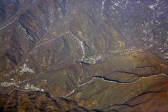 Die Große Mauer aus der Luft II