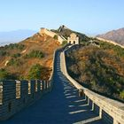 Die Große Mauer bei Peking
