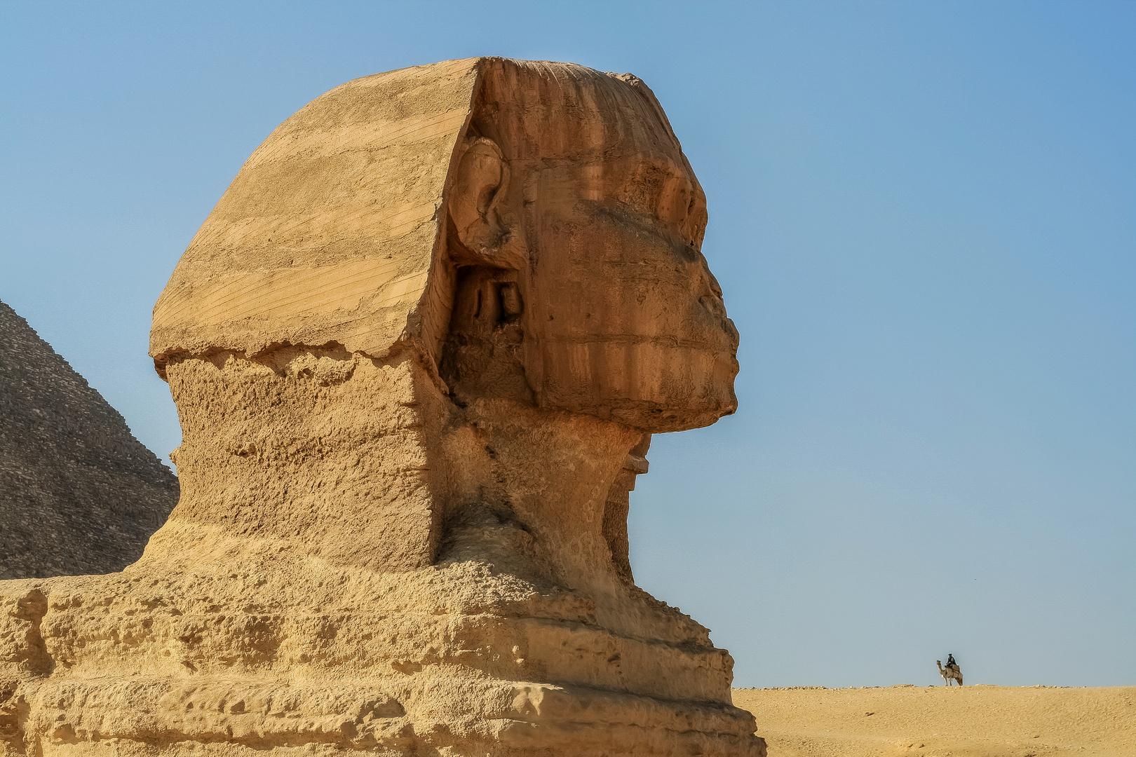 Die Große Sphinx
