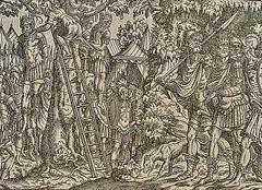 Die Großen hängen -  Buch Joshua -