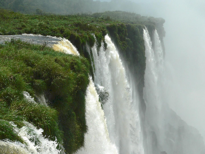 """Die grossen Wasser """"Iguazú"""""""