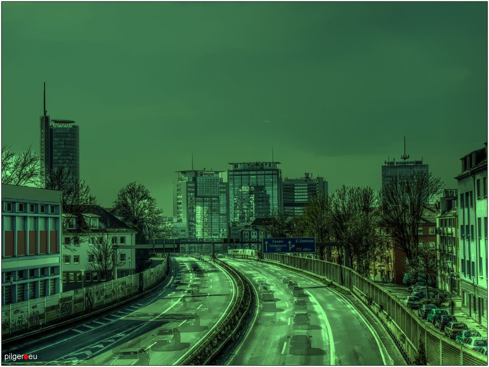 Die grüne Hauptstadt 2017