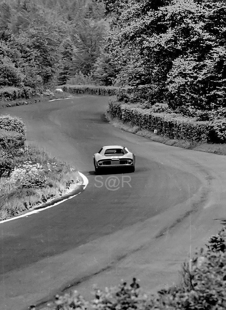 Die grüne Hölle im Jahre 1966