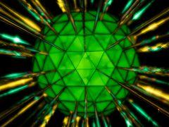 Die grüne Kugel