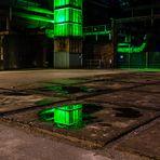 Die grüne Pfütze