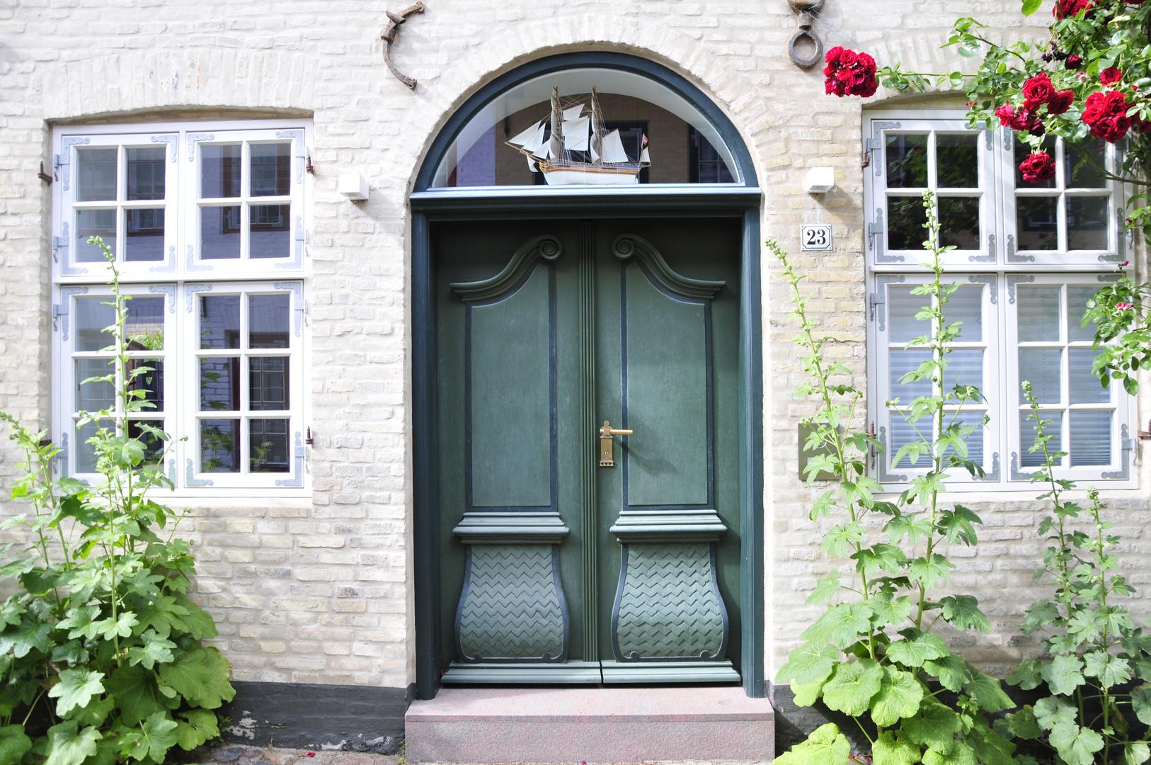Die grüne Tür