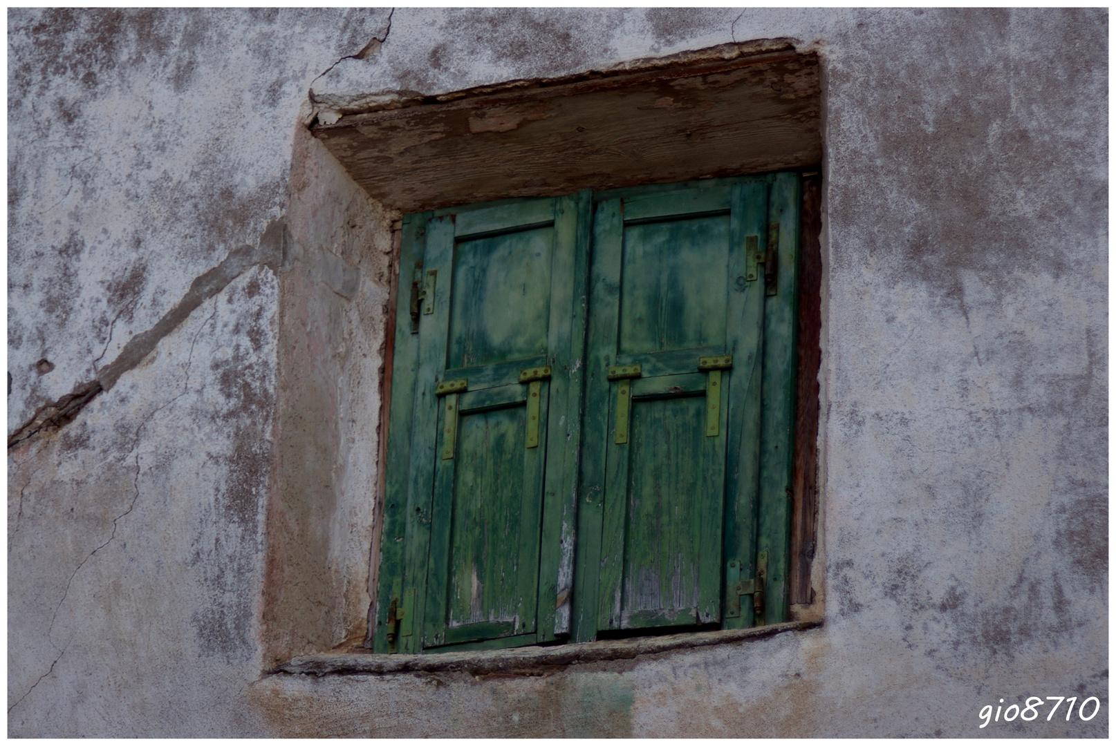 Die grùnen Fenster