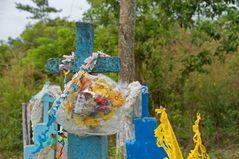 Die Guatemaltekische Zeichen der Trauer