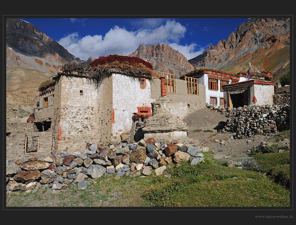 Die Häuser Gongmas