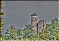 Die Hallenburg