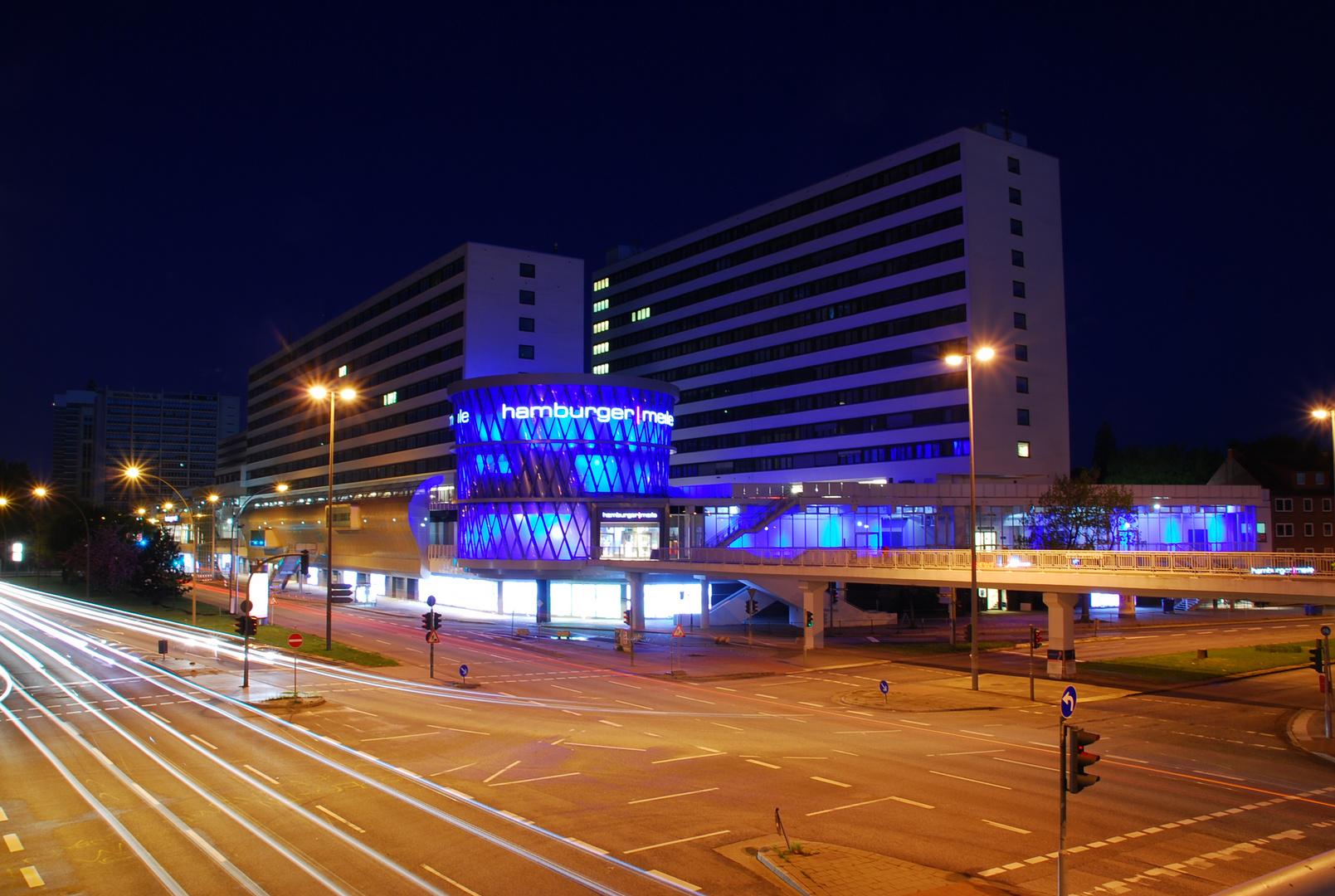 Die Hamburger Meile Foto Bild Architektur Architektur Bei Nacht