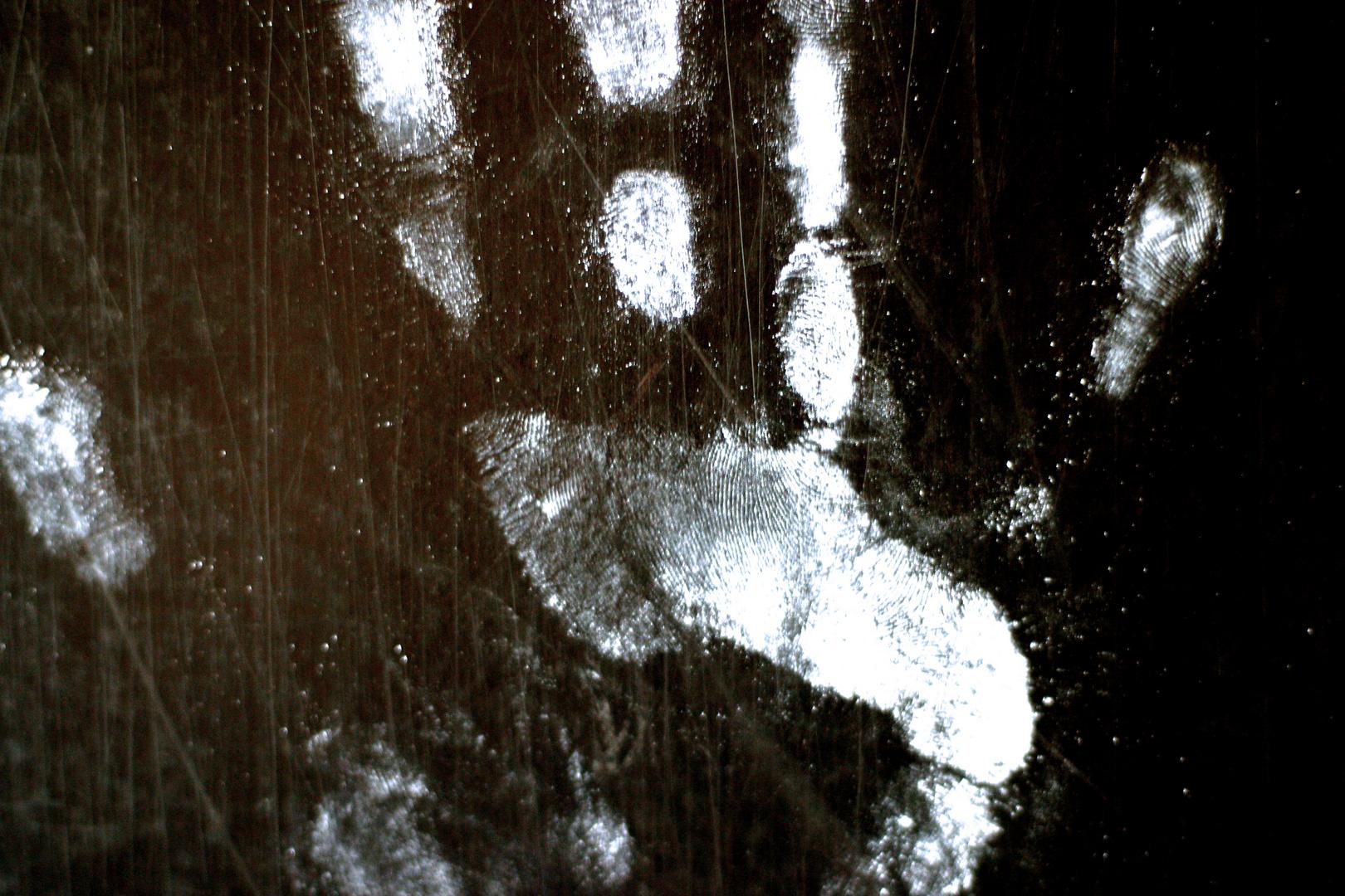Die Hand ist der verlängerte Arm des Herzens.