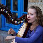 die Harfenspielerin von Saint Malo