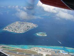 Die Hauptstadt-Insel