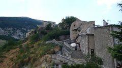 Die Hauptstraße wird zur Haupt-Treppe