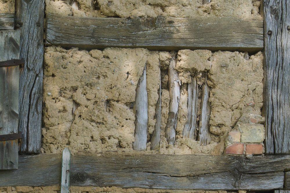 Die Hausbauweise unserer Vorfahren