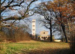 Die Heilandskirche von Sacrow