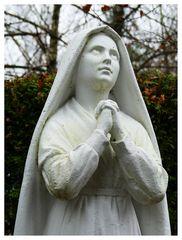 Die heilige Bernadette