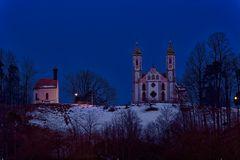 Die heilige Kreuz Kirche