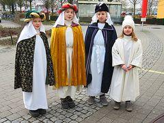 """Die """"Heiligen drei Könige"""""""