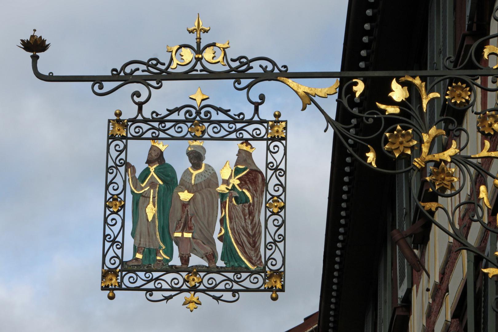 Die heiligen Drei Könige