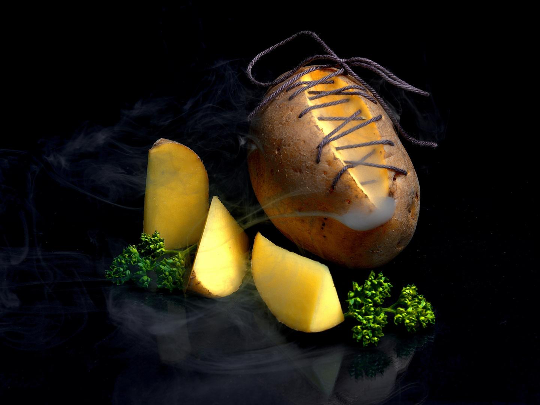 Die heiße Kartoffel