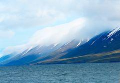 Die herrliche isländische Landschaft
