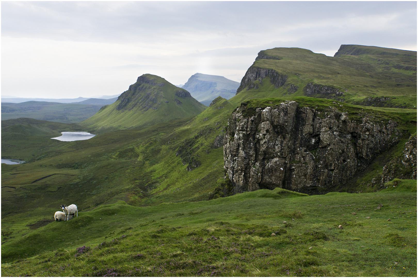 Die Herrscher der Highlands
