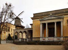 Die Historische Mühle von Sanssouci