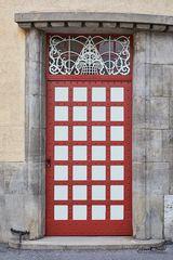 Die Historische Tür - war einmal !