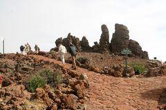 Die höchste Stelle von La Palma!