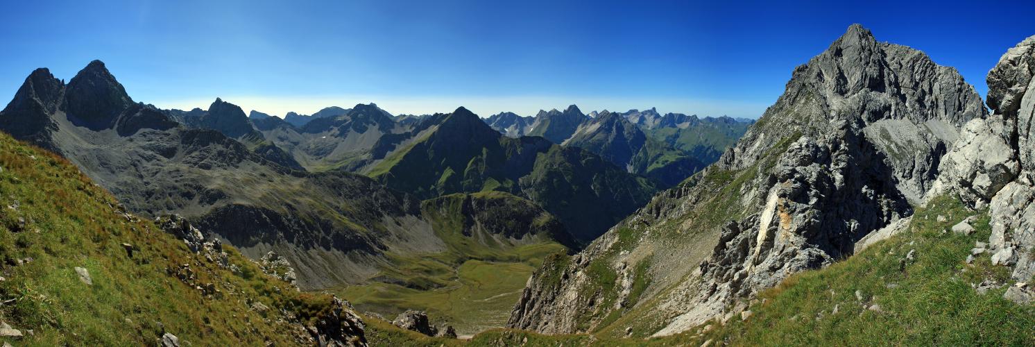 Die höchsten Lechtaler Berge!