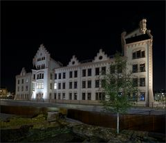 Die Hörder Burg ...
