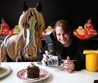 die hohe Kunst der TortenFotografie