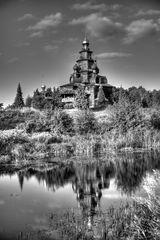 Die Holzkirche
