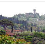 Die Hügel von Firenze