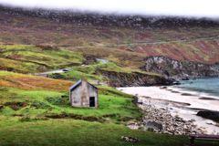 Die Hütte am Meer (2)