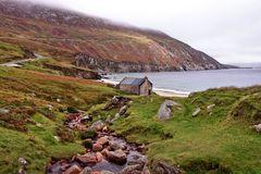 Die Hütte am Meer