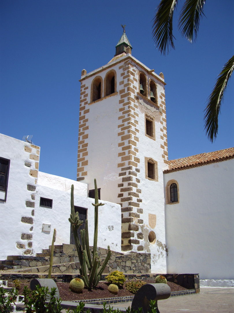 Die Iglesia Nuestra Senora de la Concepcion in Betancuria