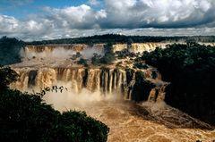 Die Iguaçufälle