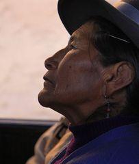 Die Indio Frau - eine unglaubliche Geschichte