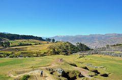 Die Inka-Festung Sacsayhuaman (4)