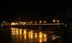 die Innbrücke in Passau